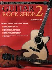 Guitar Rock Shop 2 (21st Century Guitar Rock Shop) PDF