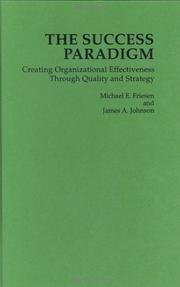 The success paradigm PDF