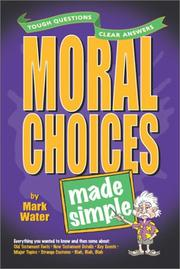 Moral Choices Made Simple (Made Simple (Amg)) PDF