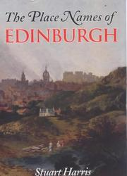 The place names of Edinburgh PDF