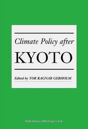 Climate Policy After Kyoto PDF