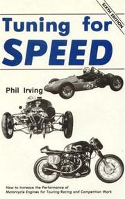 Tuning for Speed PDF