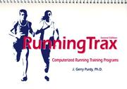 Running Trax by J. Gerry Purdy