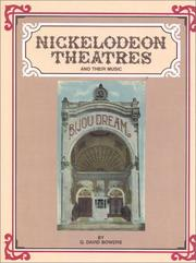 Nickelodeon theatres and their music PDF