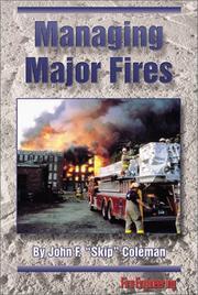 Managing Major Fires PDF