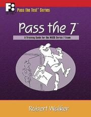 Pass the 7 by Robert Walker
