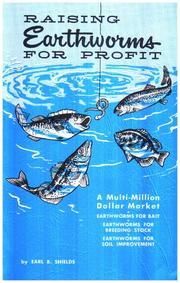 Raising earthworms for profit PDF