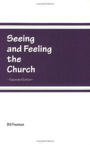 Seeing and Feeling the Church PDF