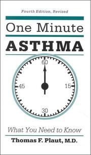 One minute asthma by Thomas F. A. Plaut