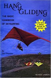 Hang gliding by Dan Poynter