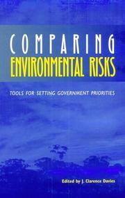 Comparing Environmental Risks PDF