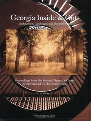 Georgia inside and out PDF
