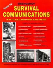 Guide to Emergency Survival Communicatios PDF