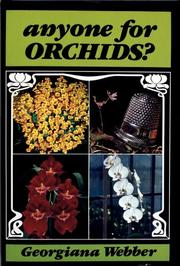 Anyone for Orchids PDF