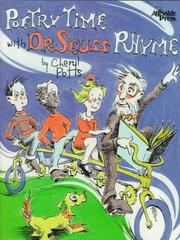 Cover of: Poetry time with Dr. Seuss rhyme | Cheryl Potts