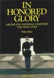 In Honored Glory: Arlington National Cemetery PDF