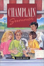 Champlain Summer PDF