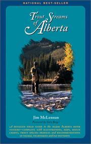 Trout Streams of Alberta PDF