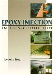 Epoxy injection in construction