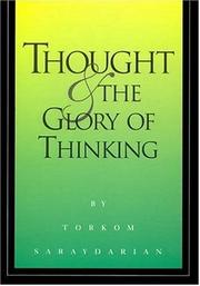 Thought and the Glory of Thinking PDF