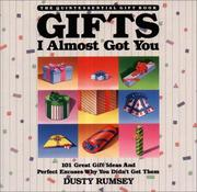 Gifts I almost got you PDF