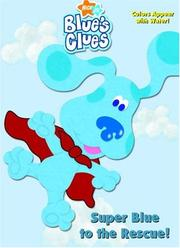 Super Blue to the Rescue (Paint with Water) PDF