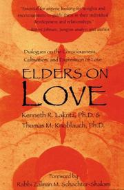 Elders on love by Kenneth R. Lakritz