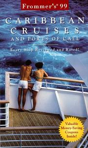 Frommer's 99 Caribbean Cruises PDF