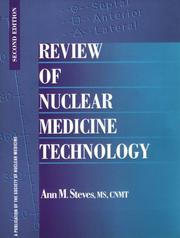 Review of nuclear medicine technology by Ann M. Steves
