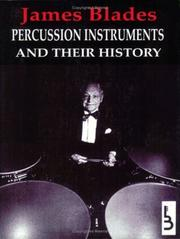 Percussion instruments and their history PDF