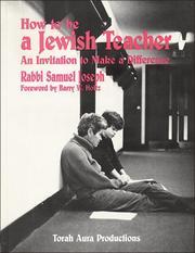 How to Be a Jewish Teacher PDF
