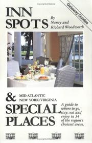 Inn Spots and Special Places PDF