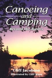 Canoeing and camping by Cliff Jacobson