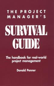 The project manager's survival guide PDF