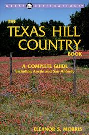 Great Destinations: Texas Hill Country Book PDF