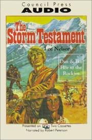 The Storm Testament by Lee Nelson