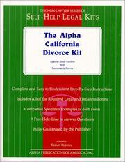 The non-lawyers divorce kit PDF