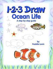 1-2-3 draw ocean life PDF