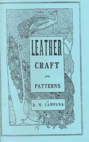 Leather Craft and Patterns PDF