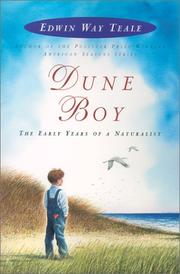 Dune boy by Edwin Way Teale