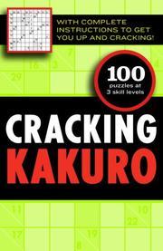 Cracking Kakuro PDF