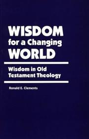 Wisdom for a changing world PDF