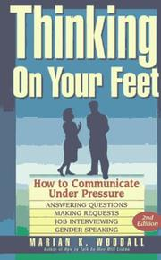 Thinking on your feet PDF