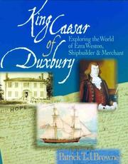 King Caesar of Duxbury by Patrick T.J Browne