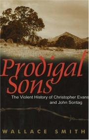 Prodigal sons by Smith, Wallace