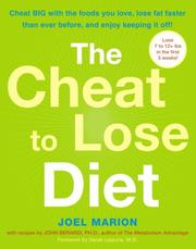 The Cheat to Lose Diet PDF