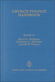 Church finance handbook