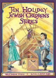 Ten holiday Jewish children's stories PDF