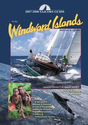 Sailor's Guide to the Windward Islands by Chris Doyle