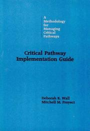Critical pathway implementation guide PDF